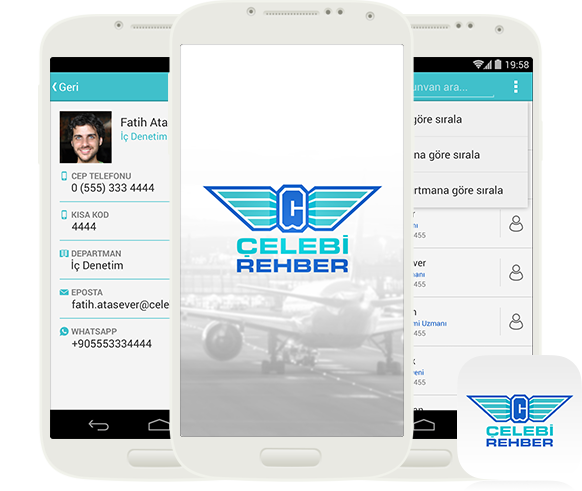 Çelebi Aviation Mobile App